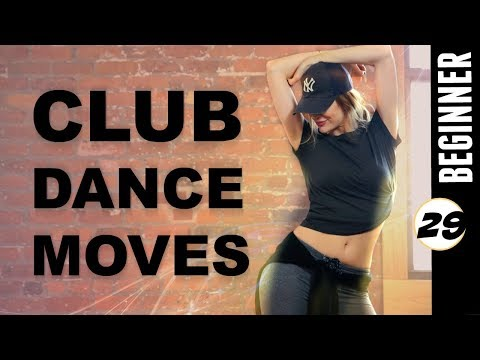 Figure 8 Tutorial For Beginners - Club Moves Part 29