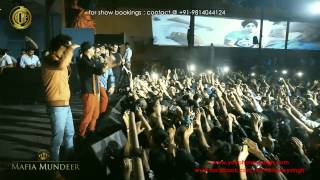 YO YO HONEY SINGH LIVE @DUBAI (7-12-12) Part 1