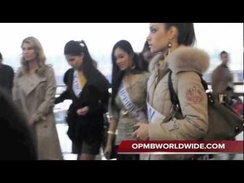 Miss International 2011 @ Jinsha Ruins / Yaoshing School