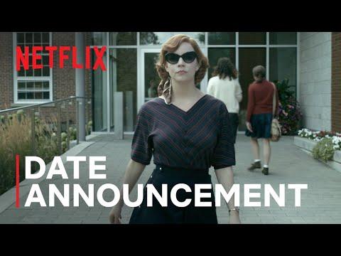 The Queen's Gambit   Date Announcement   Netflix