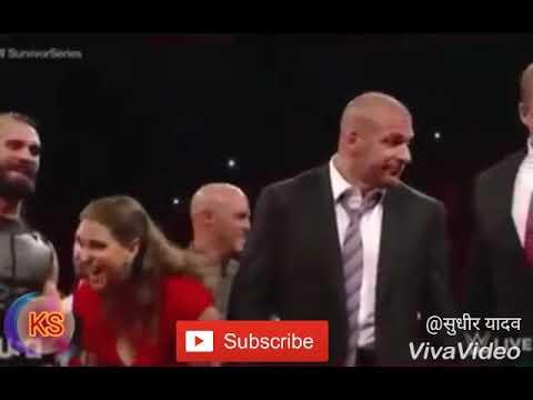Chat deni maar deni khich ke tamacha - manoj tiwari hit bhojpuri song with WWE || upar wali ke chakk