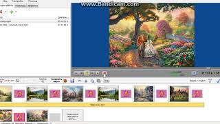 Обзор Slideshow Creator создание слайдшоу бесплатно