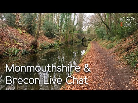 Live Chat on the Monmouthshire & Brecon Canal