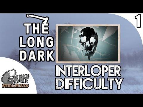 The Long Dark INTERLOPER Difficulty Vigilant Trespass | Surviving The Hardest Game Mode | Ep 1