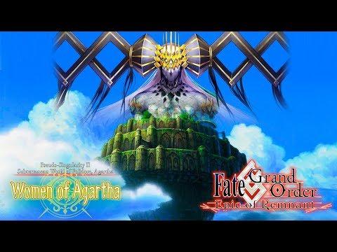 Fate/Grand Order: Sub-Singularity II: Agartha Demon God Phenex Final