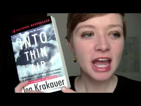 Book Review: Into Thin Air