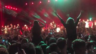FairyTale of New York - Live at RTE 2FM Xmas Ball