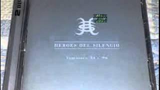 heroes del silencio-- flor venenosa
