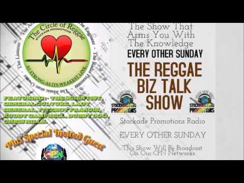 The Reggae Biz Talk Show 2016 Edition Three