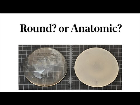 ROUND V. ANATOMIC Breast Implants—Does it Matter?