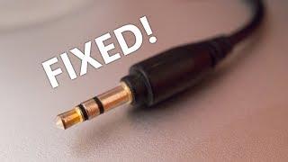 How to Fix Broken Apple Headphone Jack