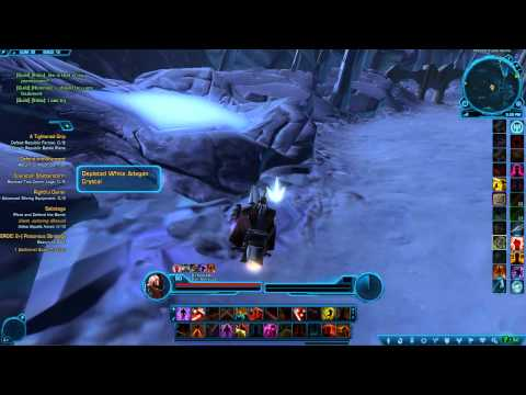SWTOR Sith/Imperial Ilum Dailies