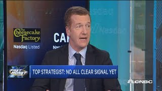It's not safe to buy stocks yet: Top strategist