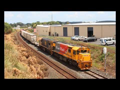 Touring New Zealand Railways - Summer 2015 (RES Meeting Presentation)
