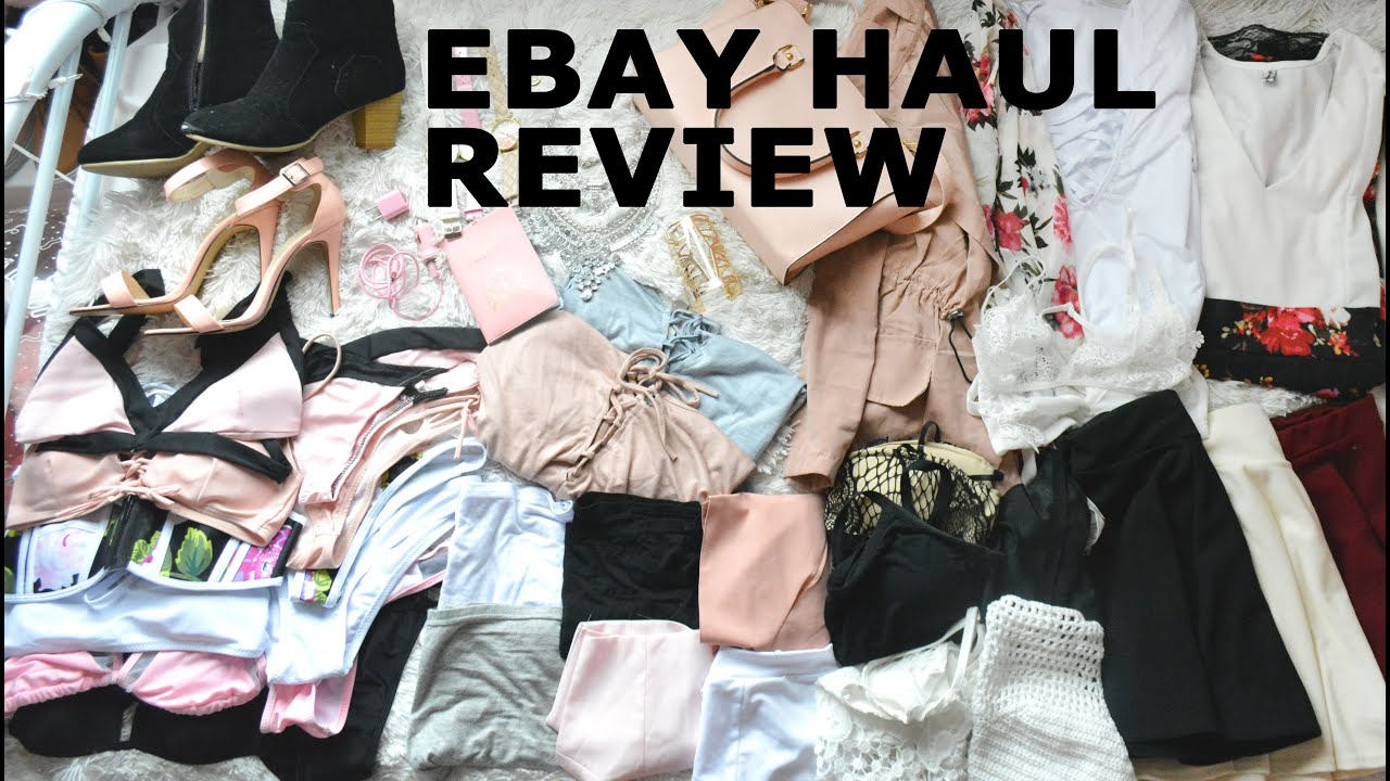 Best selling items on ebay reviews find out what sells best on ebay - Ebay Haul Everything I Ve Ever Bought From Ebay Reviews What To Buy What Not To Buy Youtube