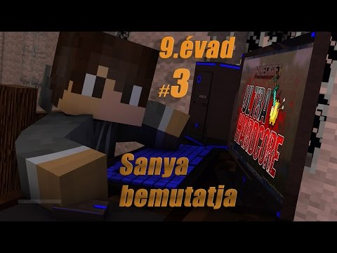 Minecraft 1.9 UHC [9.évad 3.rész] Nari és Sanya: végső harc [ 15w45a magyarul ]