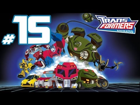 Transformers Animated Games Online