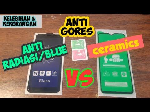 anti gores blue