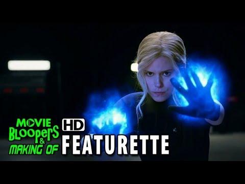 Fantastic Four (2015) Featurette - The Invisible Woman