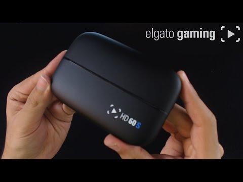 Elgato Game Capture HD60S - Unboxing, Instalacion y Pruebas | Español
