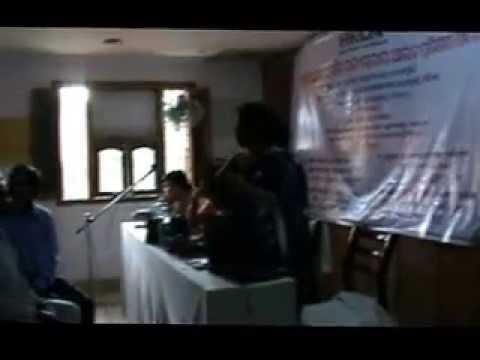 Legal Training on Dalit Rights in Nov 2010 at Kalahandi, Orissa Part: 2