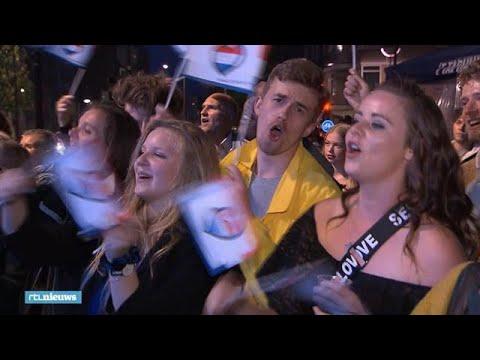 Zo reageren songfestivalfans op optreden Duncan: 'Hij is een winnaar!'  - RTL NIEUWS