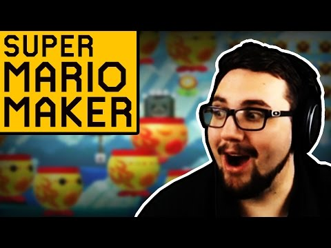 ITALIAN ON THE LOOSE (Super Mario Maker)