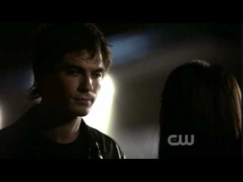 Damon & Elena 1x03 (scene 6)