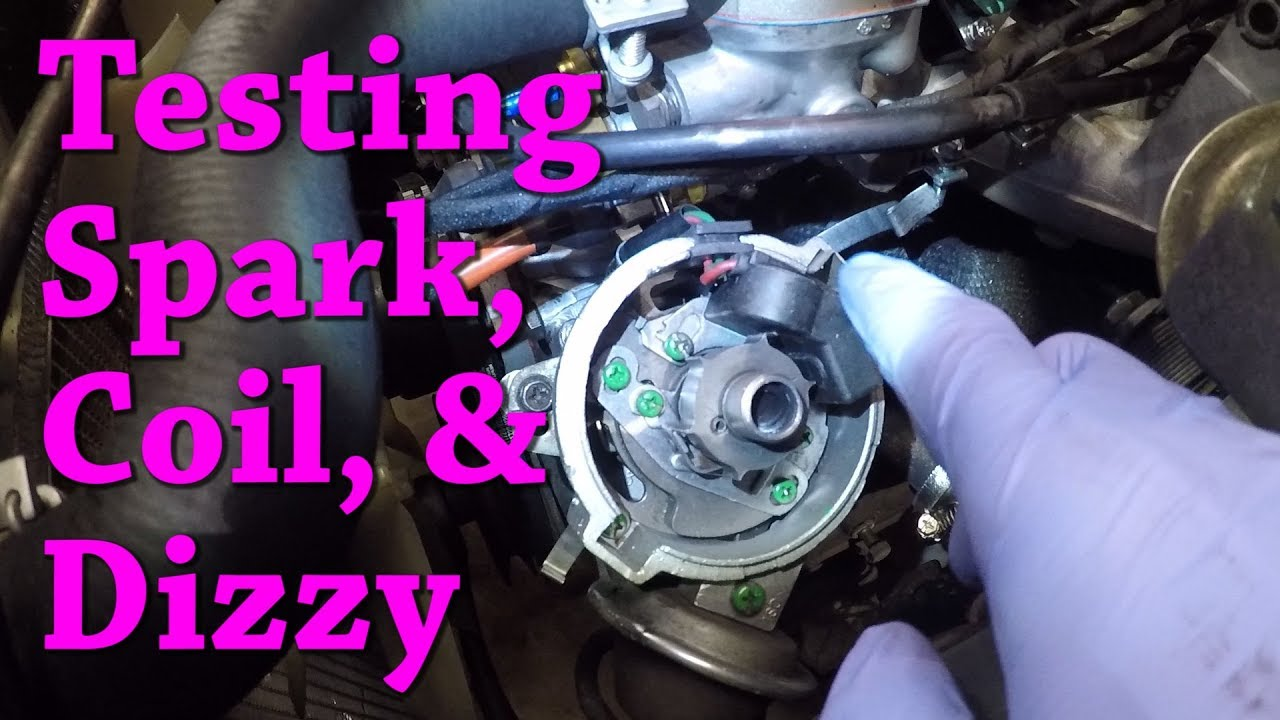 Datsun L-Series Engine Testing and Tuning Ep.9 Spark, Coil, and Distributor on
