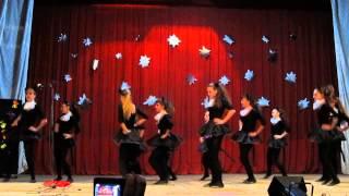 """Танец """"Черные кошки"""""""