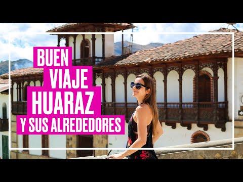 Buen viaje a Huaraz - Chacas, Cancaraca Grande y Punta Olímpica