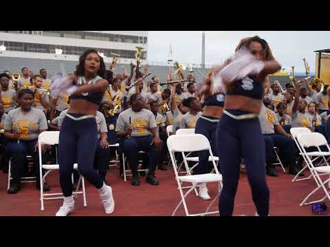 Highest In The Room | Southern University Fabulous Dancing Dolls | CrankFest | 2019