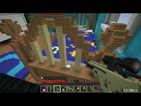 minecraft shooting pat and jen fortnite