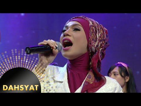 Keren Banget Suara Tinggi Indah Nevertari Nyanyi 'Rabbana' [Dahsyat] [9 Feb 2016]