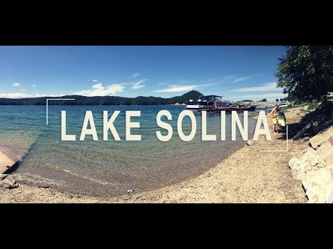 Lake Solina - Poland