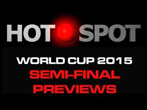 Hot Spot - Cricket World Cup 2015...