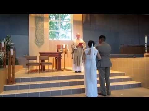 Wedding Validation Church Part1