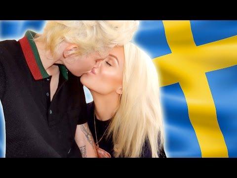 SWEDEN STORIES with MY GIRLFRIEND!   Gigi