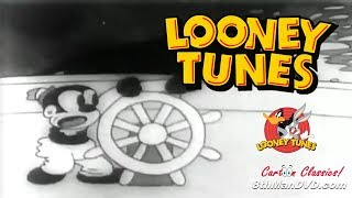 LOONEY TUNES (Looney Toons): Bosko Shipwrecked! (Bosko) (1931) (Remastered) (HD 1080p)