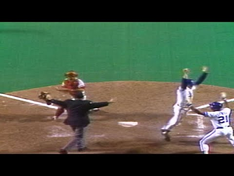Royals' Full Rally In Bottom Of The 9th In Game 6 In 1985 WS