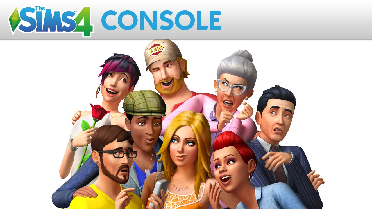 The Sims 4: Xbox One and PS4 Official Trailer - YouTube