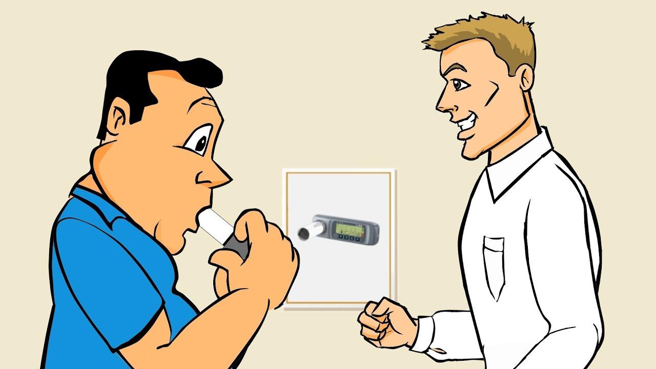 Sundere lunger - få tjek på dine lunger (med dansk undertekst)