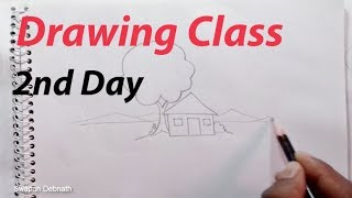Drawing Class, 2nd Day