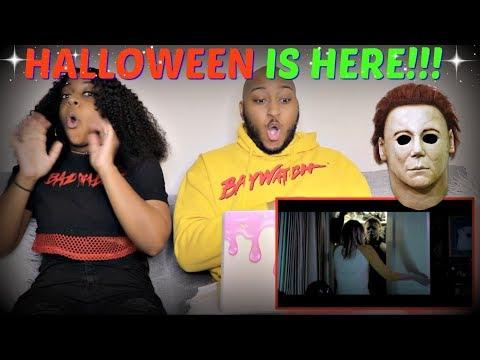 'Halloween' - Official Trailer REACTION!!!