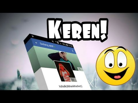 Lagi Viral!!!! Profil WA IG FB Dll Bisa Jadi 3D!😱 Keren!!