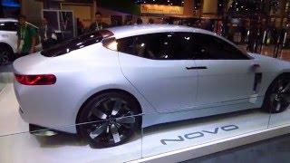 видео Kia Novo concept | Авто-помощь