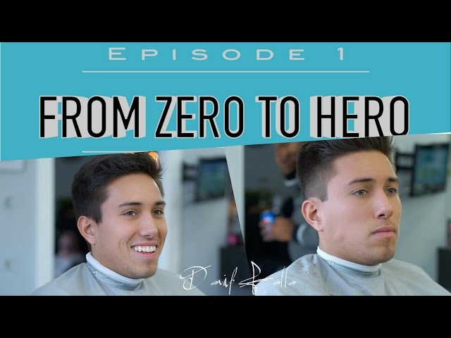 From Zero to Hero - Episode 1 (Sidepart / Combover)