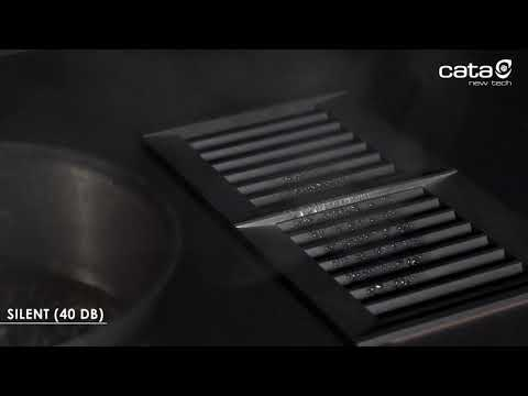 Cata AS750 Indukciós Főzőlap Beépített Páraelszívóval