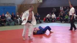 Samurai Offenbach vs Judo-Club Rüsselsheim - Derby 2013
