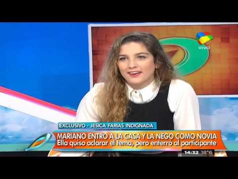 "Jesica: ""Mariano exporta granos"""